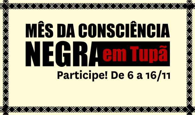 Mês da Consciência Negra em Tupã