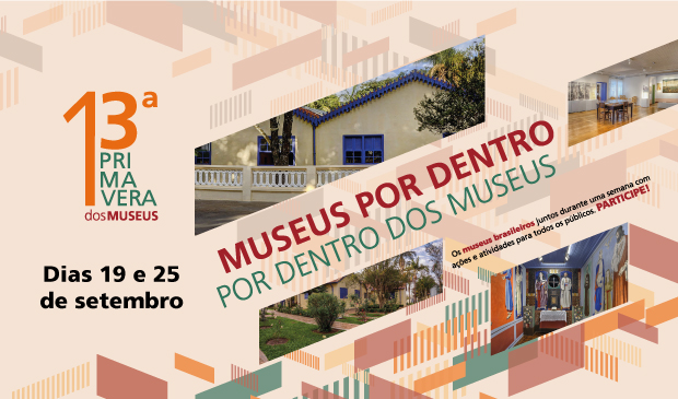 13° Primavera dos Museus MCP