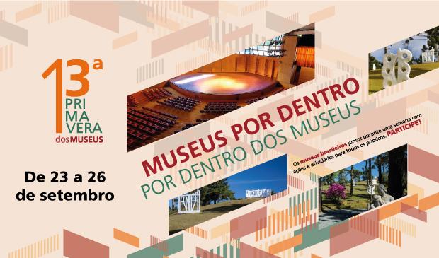 13° Primavera dos Museus MFL