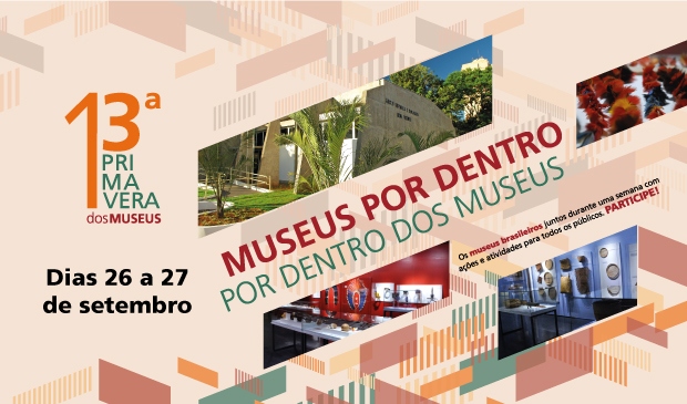 13° Primavera dos Museus MIV