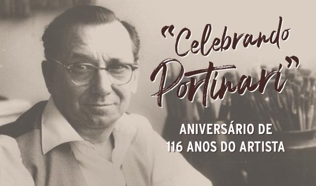 Celebrando Portinari – Aniversário de 116 Anos do Artista